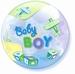 22 Inch Baby Boy Planes Bubble