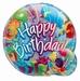 22 Inch Birthday Surprise Bubble Balloon