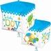 Sweet Baby Boy Block Cubez Foil Balloon