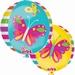 Spring Butterfly Orbz Foil Balloon