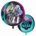 Monster High Orbz Foil Balloon