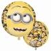 Despicable Me Minion Orbz Foil Balloon