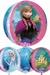 Frozen Orbz Foil Balloon