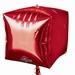 Red Colour Cubez 3 stuks
