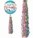Jewel Tone Coloured Twirlz Balloon Tails