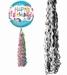Elegant Coloured Twirlz Balloon Tails