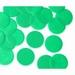 25mm GREEN Circular Tissue Confetti 100 gr