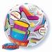 22 Inch Birthday Girl Shopping Spree Bubble Balloon